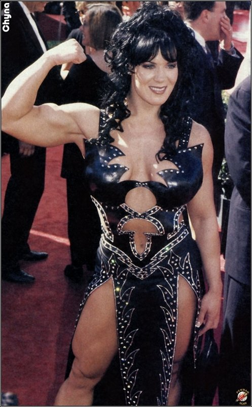World Wrestling Federation (Aquellos Maravillosos 80's) Chyna-649396