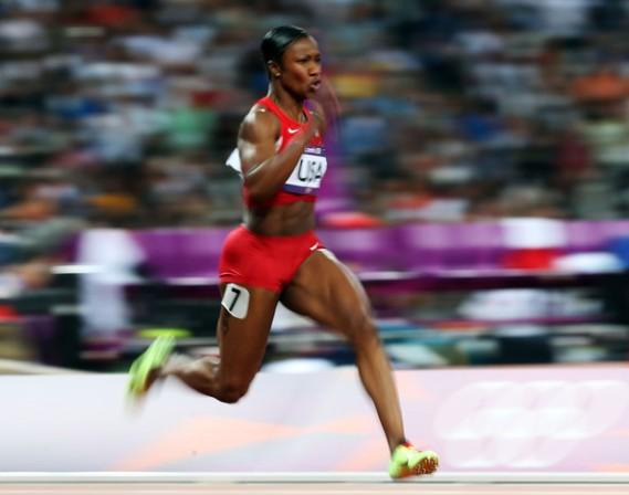 Carmelita+Jeter+Olympics+Day+14+Athletics+G23tRvVloCcl