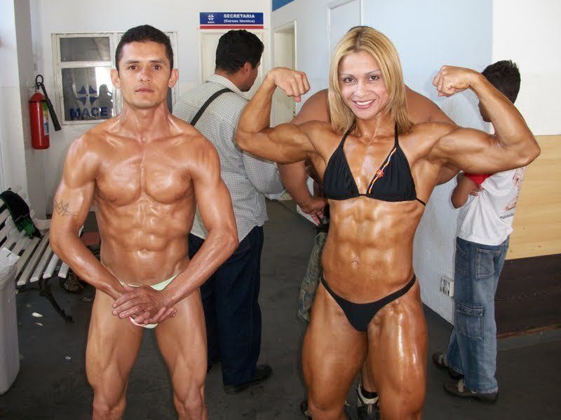 Females Than Why Males Stronger Are