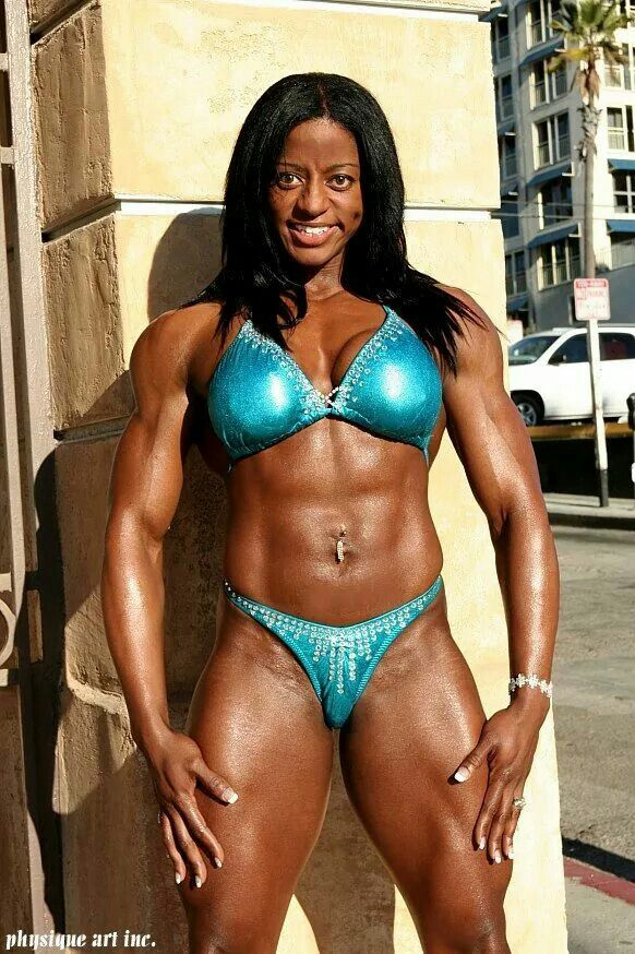 Lesbian Women Bodybuilders 108