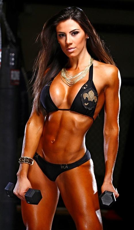 Female Muscle Body 54