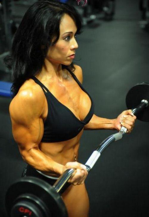 Mature female bodybuilders
