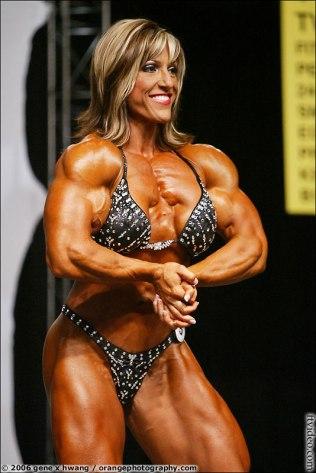 Beautiful Mature Muscles 63