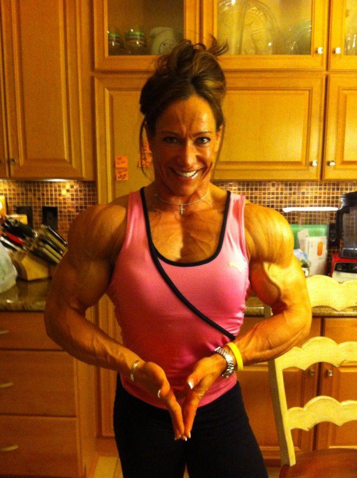 Vascular muscle girl dating
