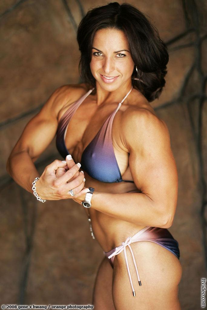 Female Muscle Lesbian 93