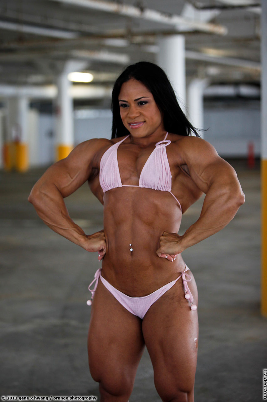 Amazon muscle women in 3d porn gallery