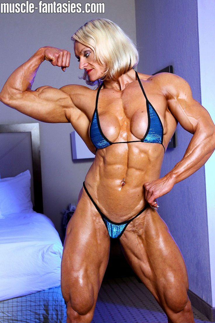 Strong russian woman 2 one the