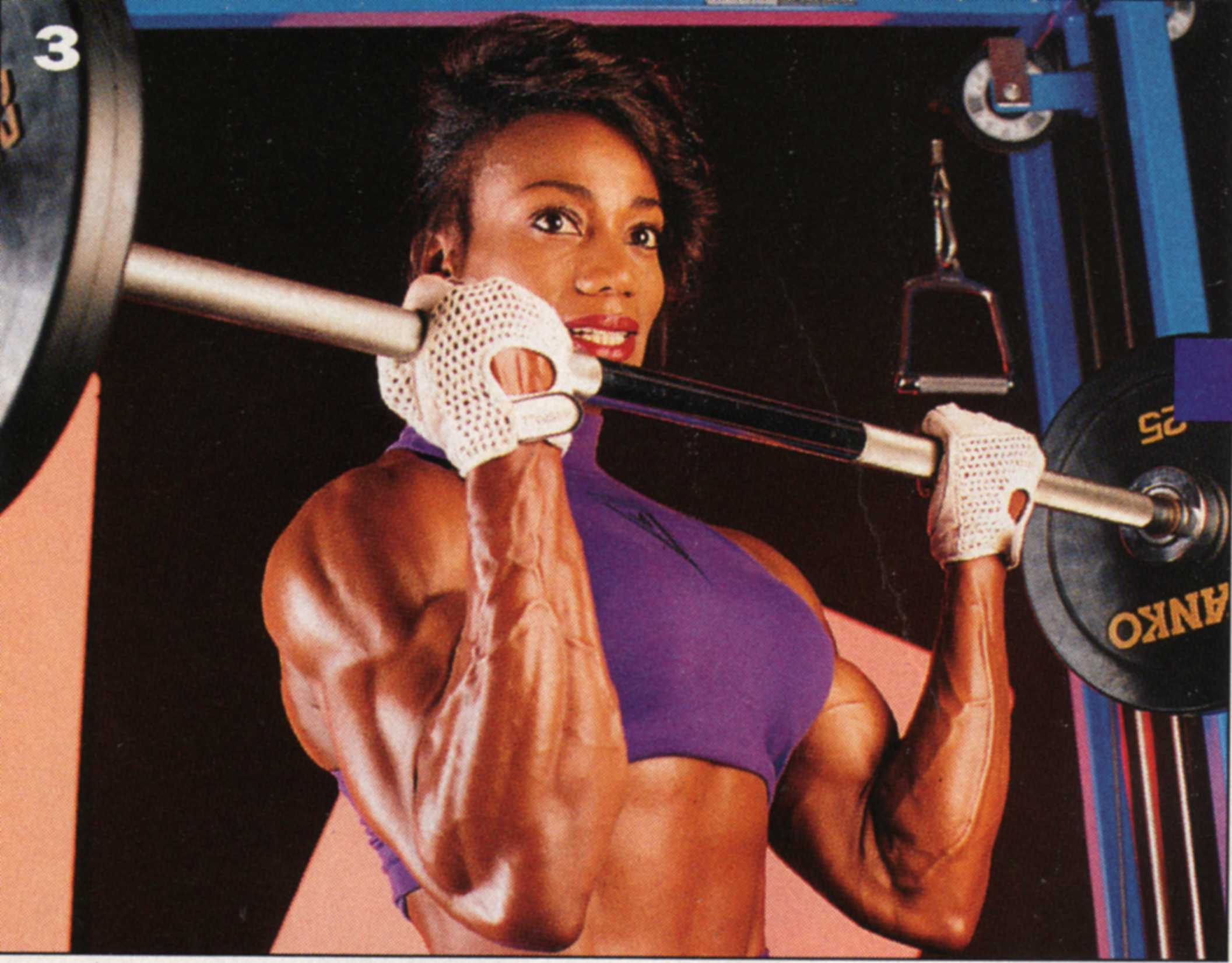 top ten reasons to love athletic and muscular women