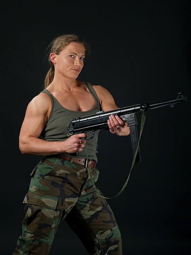 army gal