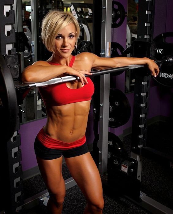 Jessie Hilgenberg - fitness beauties - fitness female