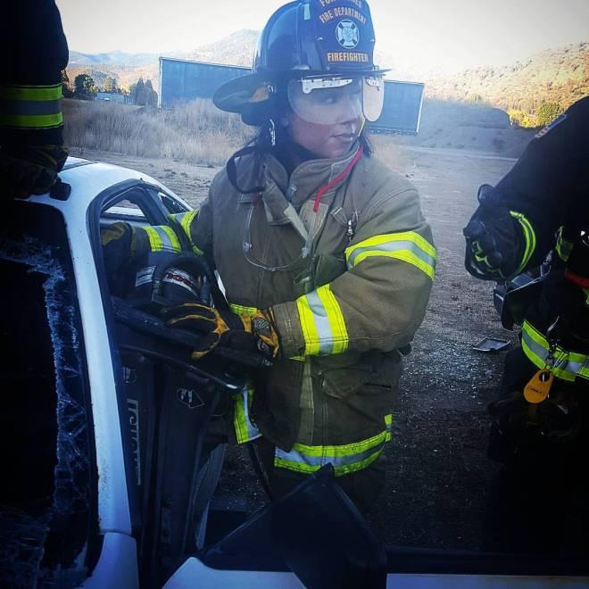 firefighter-woman