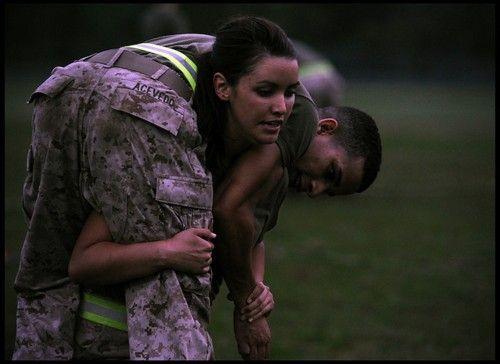 military-woman234
