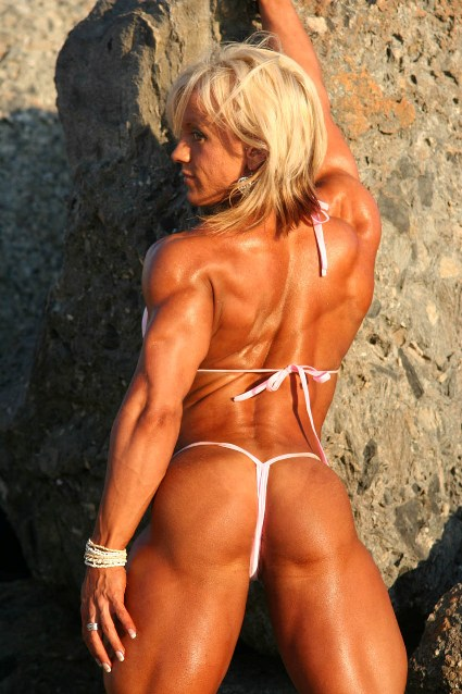Christine roth female bodybuilder - 4 7