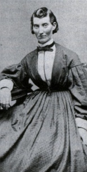 1860s: Women who fought as men in the Civil War There are over 400 documented cases or women fighting as men in the U.S. Civil War. These are photos of a few of them ©Exclusivepix