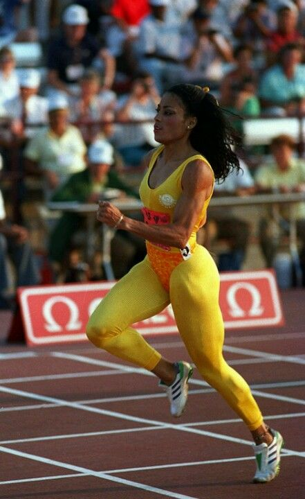 Florence Griffith Joyner: Icon, Athlete, and The Fastest ...