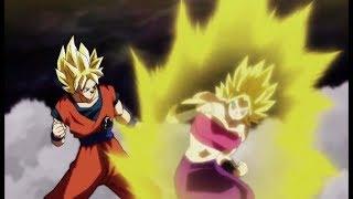 Caulifa versus Goku