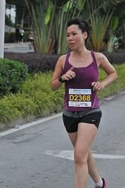 woman runner 2