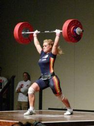0e7649e4f77c6215c1e9187e35a9f483--olympic-weightlifting-women-a-hero
