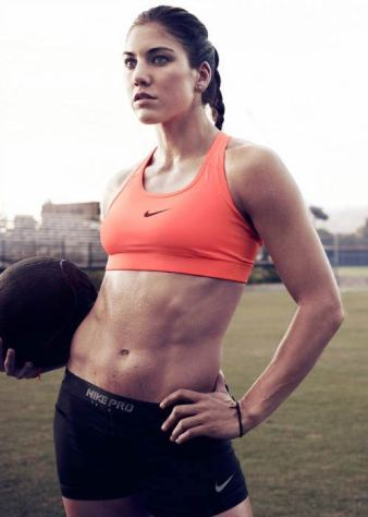 Hope-Solo-promotional-photoshoot-Nike
