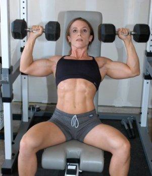 lifter woman