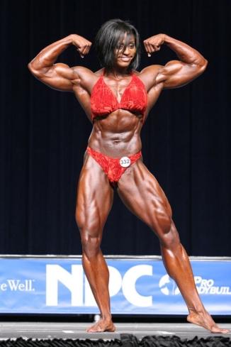 Monique Jones WWWW