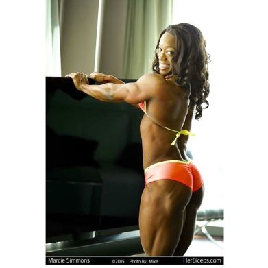 psych of female bodybuilder fetish