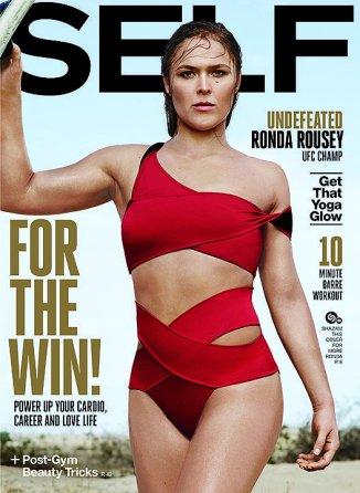 Ronda-Rousey-Self-Magazine