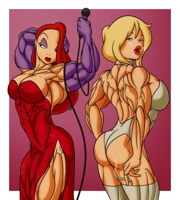 jessica_rabbit_and_holli_would___color_by_rssam000-dbcxeft