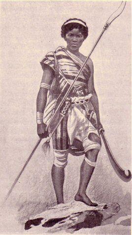 Mino warrior
