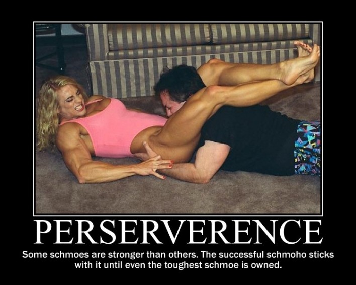 perserverence