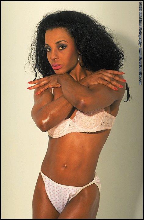 Bikini black pic woman