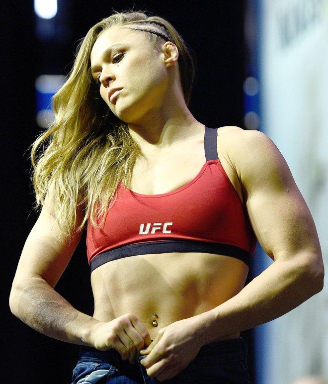 UFC 207 Weigh-in
