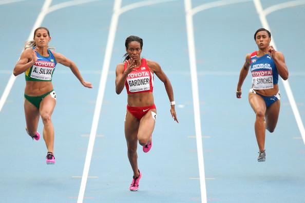 English+Gardner+Mariely+Sanchez+IAAF+World+HMpcTADmMngl