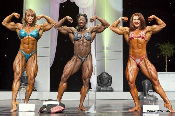 Bodybuilding Top 3