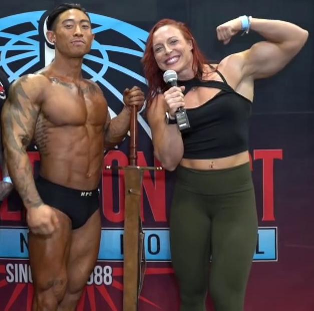 Katie Lee Versus man