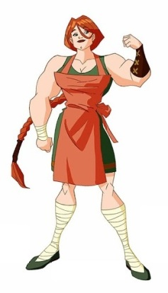 Mondo_TV_-_Gladiators_-_Tosca_-_Character_Profile_Picture