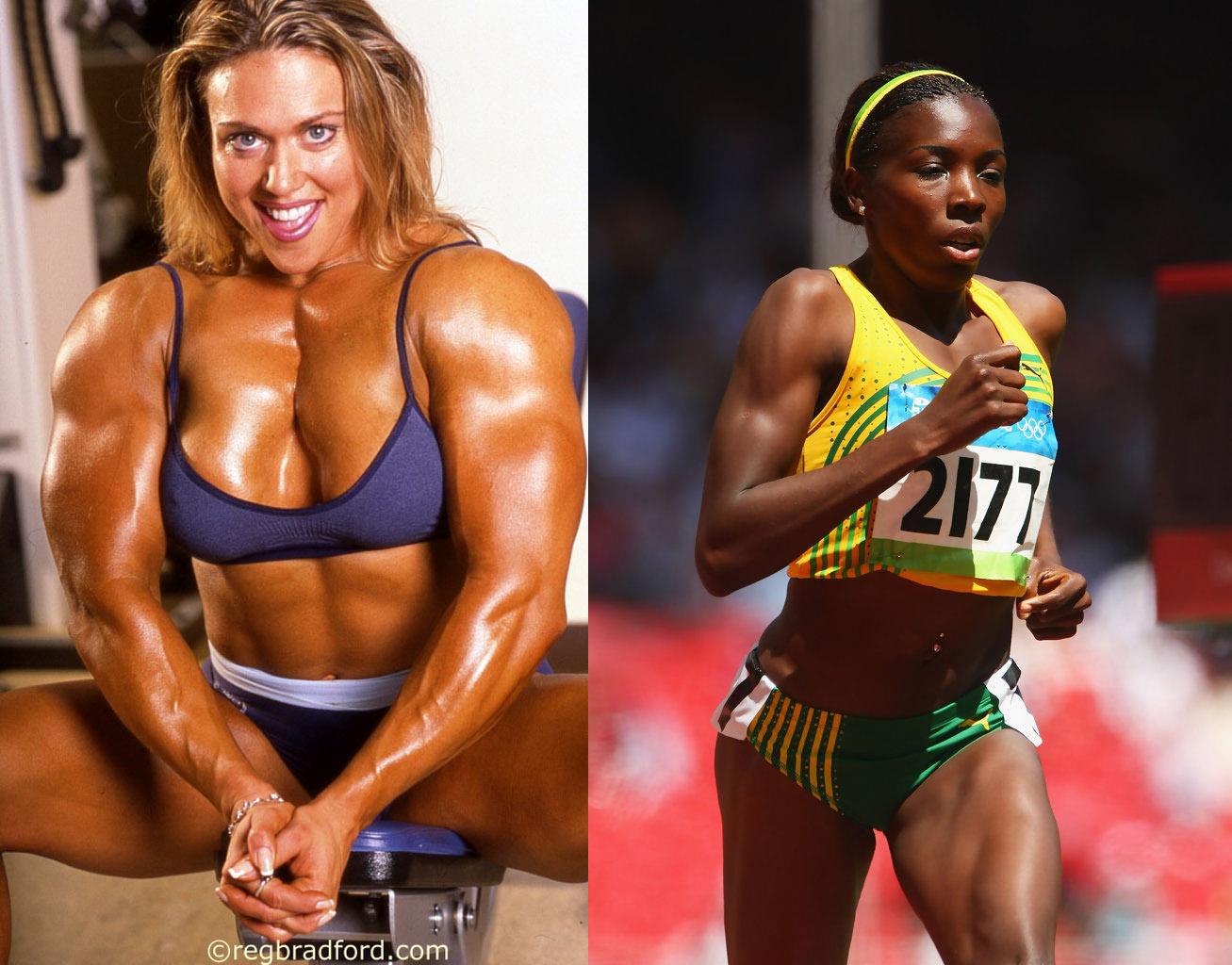 Strength versus running