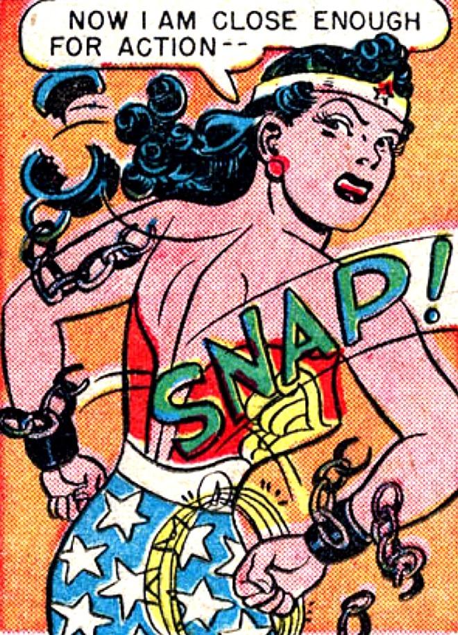 Wonder Woman 789