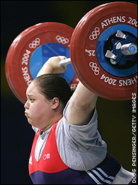 Womens Category +75kg